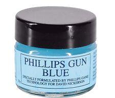 PHILLIPS BLUE GUN BLUING PASTE TOUCH UP GUNSMITH REPAIR MAINTENANCE 20g JAR