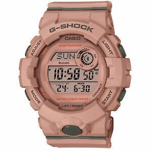 NEW Casio G-Shock GMDB800SU-4D Digital Step Tracker Light Pink Women's Watch