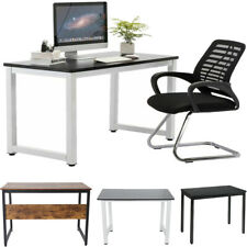 Game Computer Desk PC Laptop Table Write Workstation Home Office Furniture L0
