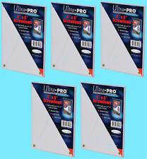 5 Ultra Pro 4x6 SCREWDOWN Card Holder Storage Display Case 4 Screw Photo Lucite