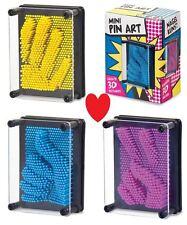pin art novelty gift boys girls toy sensory desk stocking filler