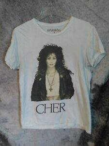 Cher T-shirt Medium