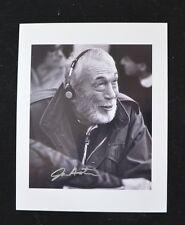 John Huston (1906 - 1987) Authentic Autograph 8 x10 Photo