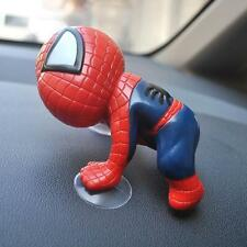 1PCS Cute Auto Part Spider-Man Doll Lovely Car Accessories Red