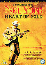 Neil Young - Heart Of Gold (DVD, 2006)
