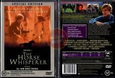 THE HORSE WHISPERER Robert Redford Scarlett Johansson NEW DVD
