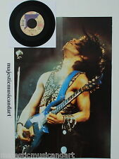 "STUNNING PRINCE 1987 LOVESEXY TOUR POSTER & 7"" VINYL I WISH U HEAVEN RARE"