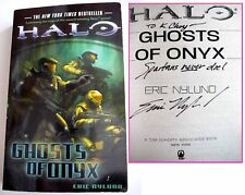 HALO Ghosts Of Onyx Limited Hand Signed ERIC NYLUND