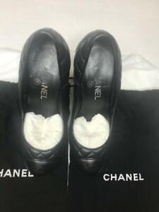 Chanel Black Pumps 36