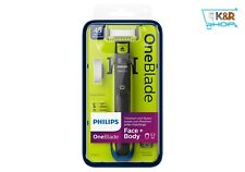 Philips OneBlade Face + Body QP2620/20 Rasierer Trimmen , stylen NEU / OVP