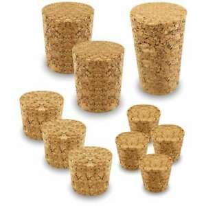 Cork Stoppers Value Pack Assorted 10/Pkg 775749198935