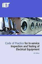 Code of Practice for In-service Inspection and Testing of Electrical Equipment 4