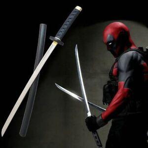 61Cm Foam Demon Fantasy Samurai Sword Blade Katana  Deadpool Cosplay Sword Prop