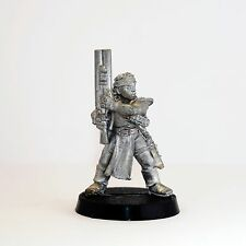 Necromunda Orlock with shotgun - Metal - never been painted