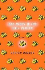NEW One Night at the Call Center: A Novel by Chetan Bhagat