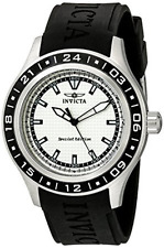 "Invicta Men's 15223 ""Specialty"" Black Stainless Steel and Polyurethane Watch"