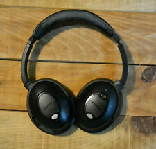 Bose QC15 Noise Cancelling Wired Headphones Black