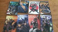 Aspen comics legends of shadow clan and charismagic
