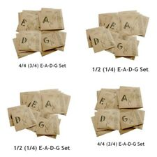 More details for violin string sets and single string e, a, d, g