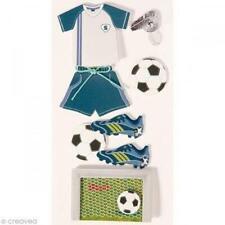 Artoz Artwork - 3D Motif Sticker - Football