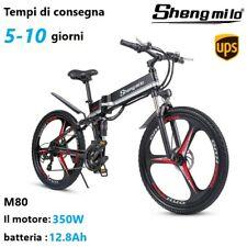 "EU 26 "" 350W Mountain bike elettrica 40 km / h Bicicletta pieghevole fuoristrada"
