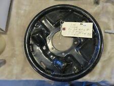 55-62 C1 Corvette Brake Backing Plate--RH Rear-GM NOS #3708842---NCRS!