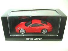 Porsche 911 carrera S 2012 rojo Minichamps 1 43