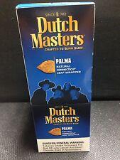 DUTCH MASTERS PALMA CIGARILLOS  3 PER PACK. BOX OF 30 CIGARILLOS