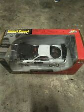 Jada Toys Mazda RX-7 White Import Racer 1/24 scale RARE IN PACKAGE VHTF