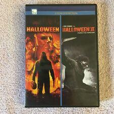 Halloween / Halloween II (DVD, 2011, Widescreen)