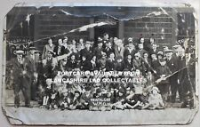 RPPC JUBILEE OUTING 1935 TRAFALGAR WORKING MENS CLUB HALSTEAD STREET BURNLEY .