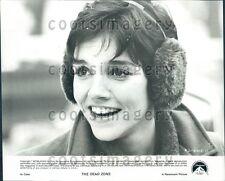 1983 Actress Brooke Adams in Horror Movie The Dead Zone Press Photo