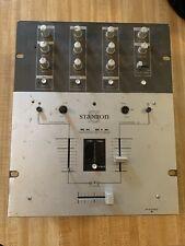 Stanton SK Six 6 Professional Battle Mixer -DJ equipment