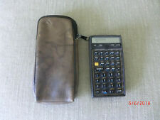 VINTAGE HP-41CX  Programmable Calculator with Case and Games & Stat Modules