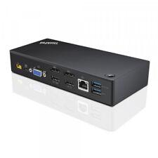 *NEW* Lenovo Thinkpad 13 X1 Carbon Tablet T470 T570 USB-C Dock P/N: 40A90090US