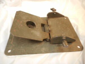 Clark Scam 12/ 40 Mast Base Plate Used