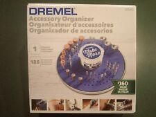 Dremel 125 piece Accessory Organizer Kit for Cutting Sanding Polishing Grinding