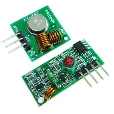315Mhz RF transmitter and receiver link kit for Arduino/ARM/MCU