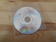 CD Pop Oliver Koletzki - After All (1 Song) Promo STIL VOR TALENT disc only