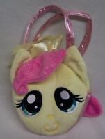 Aurora MY LITTLE PONY Friendship is Magic FLUTTERSHY SHAPED PLUSH PURSE BAG