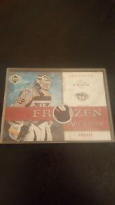 Tomas vokoun frozen Artifacts  Patch 4 color/35