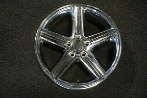 "20"" 20x8 5x127 5x5 OE Creations Iroc Style Chrome Wheel Rim 148C-28730"