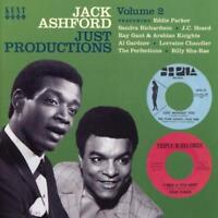 JACK ASHFORD JUST PRODUCTIONS VOL 2 NEW & SEALED 60s 70s SOUL CD (KENT) NORTHERN