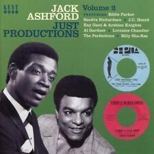 JACK ASHFORD JUST PRODUCTIONS VOL 2 NEW & SEALED 60s 70s SOUL CD (KENT) NORTHERN
