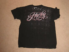 Men's Hurley Black T-Shirt (M)