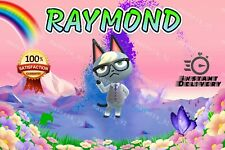 Raymond Villager 🐱 Animal Crossing New Horizons 🏠 Instant Delivery! + Gift