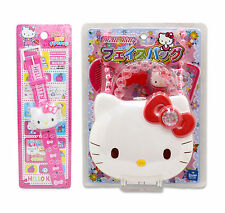 Hello Kitty Purse with Accessories and Hello Kitty Watch Sold Together
