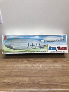 "Vintage AMT U.S.S Akron / Macon 1/520 Scale Model Kit T572 Airship Blimp 18"""
