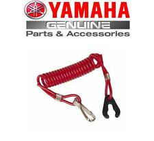 Yamaha Genuine Outboard Safety Lanyard / Stopper Cord (682-82556-00)