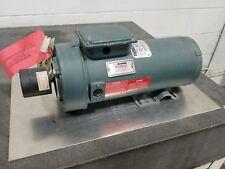Reliance Electric Tachometer Generator T56S2104A 1hp DC Electrix Motor #3403SR